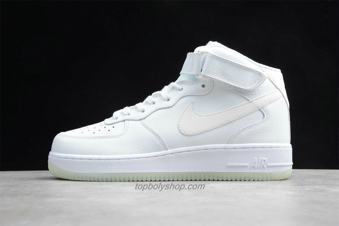 Nike Air Force 1 Mid 07 ESS A02133 101 Wit Schoenen