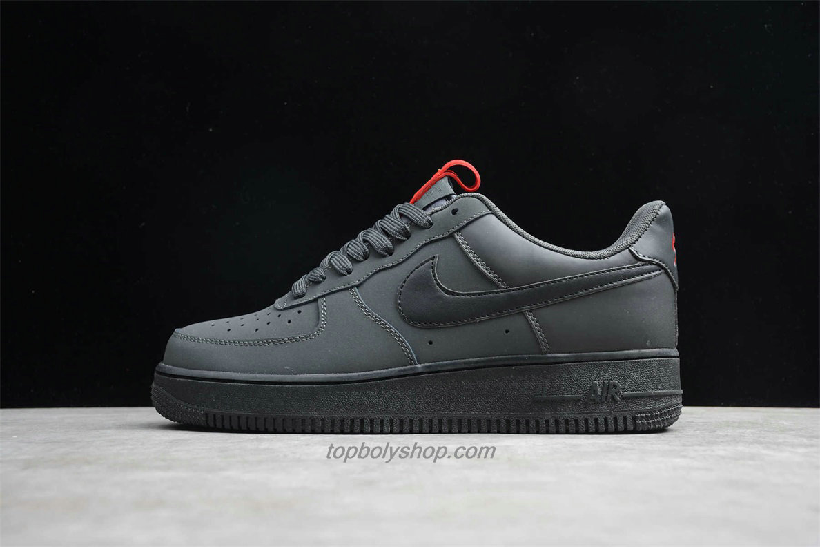 Nike Air Force 1 Low 07 CI0059 001 Heren Donker grijs ...