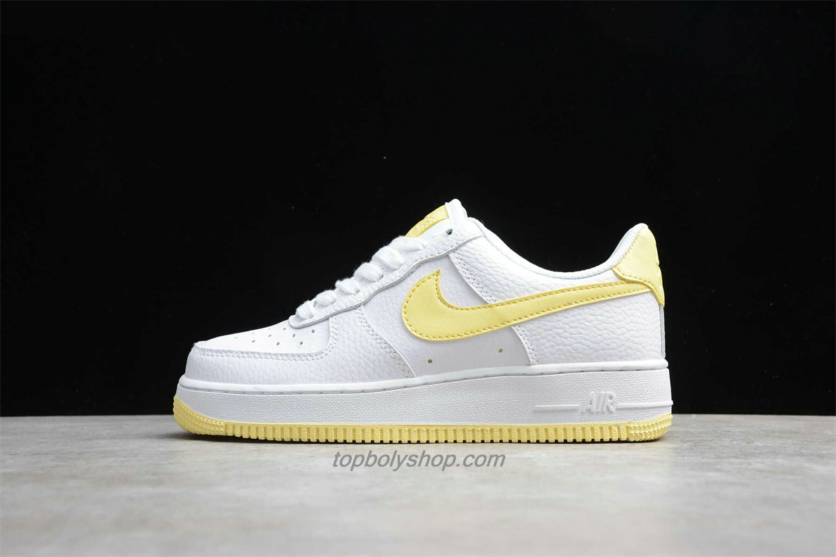 Nike Air Force 1 Low 07 PRM CT1138 100 Wit / Zwart Schoenen ...