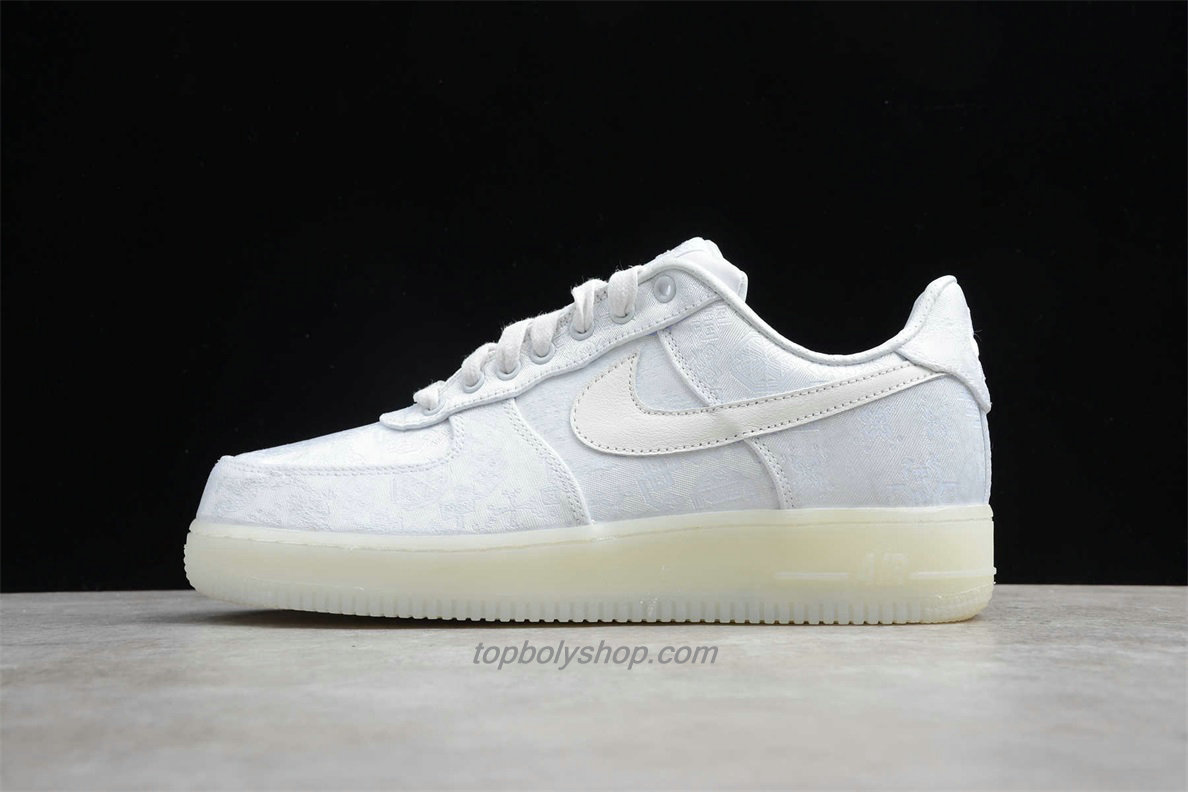 Nike Air Force 1 Low PRM CLOT AO9286 100 Wit Schoenen